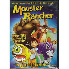 Monster Rancher: In the Beginning (DVD) As Seen On Fox Kids Network