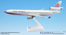 China Airlines McDonell Douglas MD-11 1:200 Modell MD11 Flight Miniatures NEU