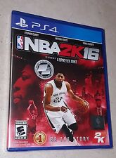 NBA 2K16 - PlayStation 4 - Brand New & Sealed !!