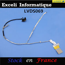 Cable Nappe Ecran HP Pavilion dv7-6190sf LCD Video Flex Cable 50.4RN10.012