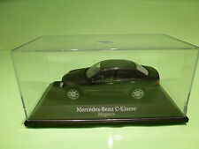 SCHUCO  1:43 MERCEDES BENZ C KLASSE - ELEGANCE - GOOD CONDITION IN VITRINE  BOX