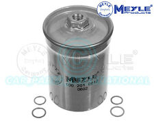 Meyle Fuel Filter, Screw-on Filter with gaskets/seals 100 201 0010