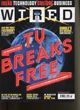 WIRED MAGAZINE - August 2010