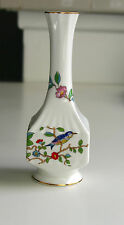 "AYNSLEY ""PEMBROKE"" PATTERN BONE CHINA VASE...ANTIQUE"