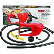 Siphon Squeeze Pump Flo n' Go Maxflo Gas Fuel Can Container Handle Scepter 08338
