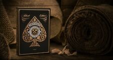 Black Artisan Playing Cards By Theory 11 Sealed New Printed By USPCC