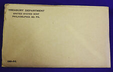 1958 U.S. PROOF SET. The coins are hermetically sealed in the original mint pack