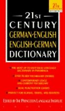21st Century German-English English-German Dictionary (21st Century Reference)