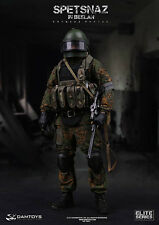 "DAM 1/6 Scale 12"" Russian Special Forces Spetsnaz in Beslan Action Figure 78021"