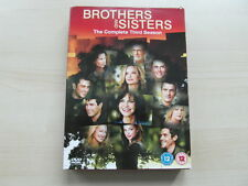 Brothers and Sisters - Complete Third Season- 3 [DVD] Box Set