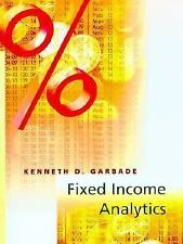 Fixed Income Analytics-ExLibrary