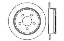 Disc Brake Rotor-High Performance Drilled and Slotted fits 93-98 Grand Cherokee
