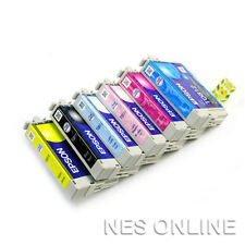 Epson 82N Genuine INK SET- ARTISAN725/730/835/837/R290/RX590/RX610/TX700W T1121