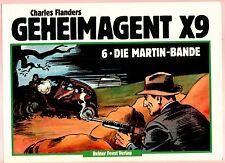 Geheimagent X9 Band 6 - Zeichnung: Alex Raymond - EHAPA