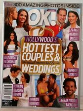 OK! Magazine HOLLYWOODs Hottest COUPLES & Most MEMORABLE WEDDINGS 2013 SPECIAL