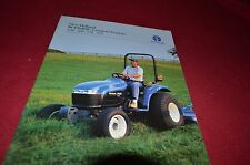 New Holland 1530 1630 1725 1925 Boomer Tractor Dealer's Brochure YABE8