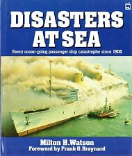 """Disasters at Sea: Every Pax Ship Catastrophe Since 1900"" - SHSA sHiPs WORLDWIDE"