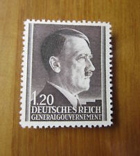 EBS Generalgouvernement 1944 Adolf Hitler 1.20 Zloty Michel 87A MNH**