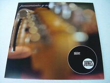 LP MR JONES PENSAMIENTO Y ACCION VINILO TRILOBITE