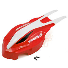 Traxxas Aton Canopy Front Body Red White RC #7911