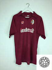 Retro TORINO 90/91 #7 Home Football Shirt (XL) Soccer Jersey ABM