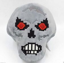 "MC Game Skull Plush Toy New 6"" Stuffed Toy FAST USA Shipped"