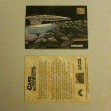 Maestro de Star Trek Serie 2 * tarjeta Guía de precios de coleccionista * tarjeta de promo