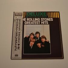 ROLLING STONES - Greatest hits - 1982 JAPAN LP 14-TRACKS