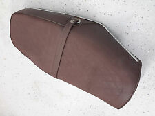 Honda CB500T Twin '75-'77 Factory SEAT brown cb 500 front rear stock