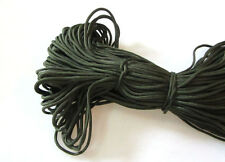 300ft  Dia 2mm Army green Nylon Rope Braided Cord Rope For Anchor Bracelet