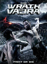 The Wrath of Vajra (DVD, 2014)Sealed,WS,Action,Ya Mei,Sung-jun Yoo,Intense,Crazy