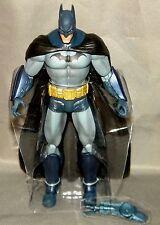 """BATMAN Loose From Batman Arkham 5-Pack 7"""" Figure DC Collectibles Blue & Black"""