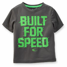 Carter's Size 6 months Built For Speed Athletic Active Tee T-Shirt