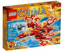 LEGO ® Legends of Chima 70221 Flinx 'S ULTIMATE Phoenix NUOVO ov _ NEW MISB NRFB