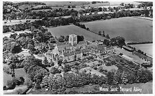 BR62740 mount saint bernard abbey real photo   uk