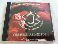 RARE- RBK Presents Kay Slay- Entertainers B-Ball Classic- The Ballers Mix Vol. 1