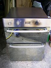 Hotpoint DHS53CX Double Electric Oven (integrated)