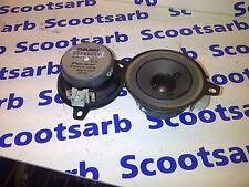 SAAB 9-3 93 2x Loudspeaker Instrument Panel 2003 - 2010 12788054  Rear Pioneer