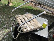 Glastron Swim Ladder Platform 1979 Teak Wood 14 x 18