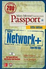 Mike Meyers' CompTIA Network+ Certification Passport, Fifth Edition...