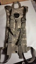 ARMY SURPLUS HYDRATION CARRIER DIGITAL CAMO US ISSUE WITH BLADDER !!