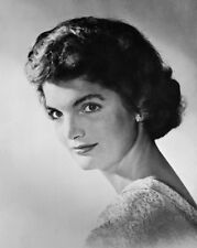 First Lady JACKIE KENNEDY ONASSIS JFK Glossy 8x10 Photo John F Print Poster