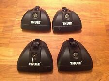 Thule 753 (751) Rapid Fixpoint Roof Rack Foot Pack - FREE UK POSTAGE
