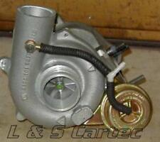 Kkk-k04 rennlader turbocompresor modificado para VW g60 turbo reacondicionamiento