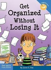 Laugh and Learn#174: Get Organized Without Losing It by Janet S. Fox (2006,...