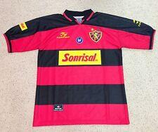 Rare 1999 Topper Sport Recife Brazil Brasil soccer jersey shirt #4 XL BNWOT