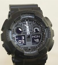 Casio G-Shock 5081 Quartz Black Plastic Men's Wrist Watch in Original Box