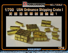 Big Blue Boy BBB70062 USN Ordnance Shipping Crate I 1:700