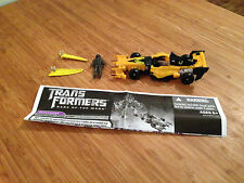Transformers DOTM Human Alliance Decepticon Drag Strip (2011).