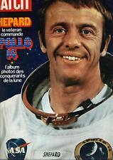 Paris match 1135  - 6 fevrier 1971 / bon etat correct complet
